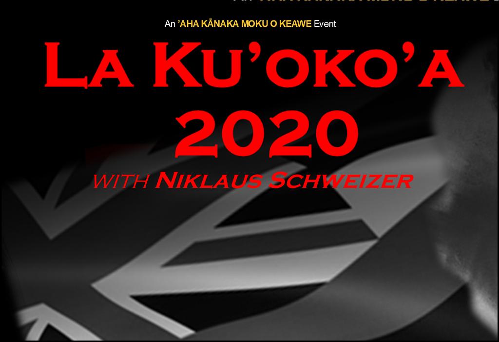La Ku'oko'a 2020-Niklaus Schweizer 1025x700